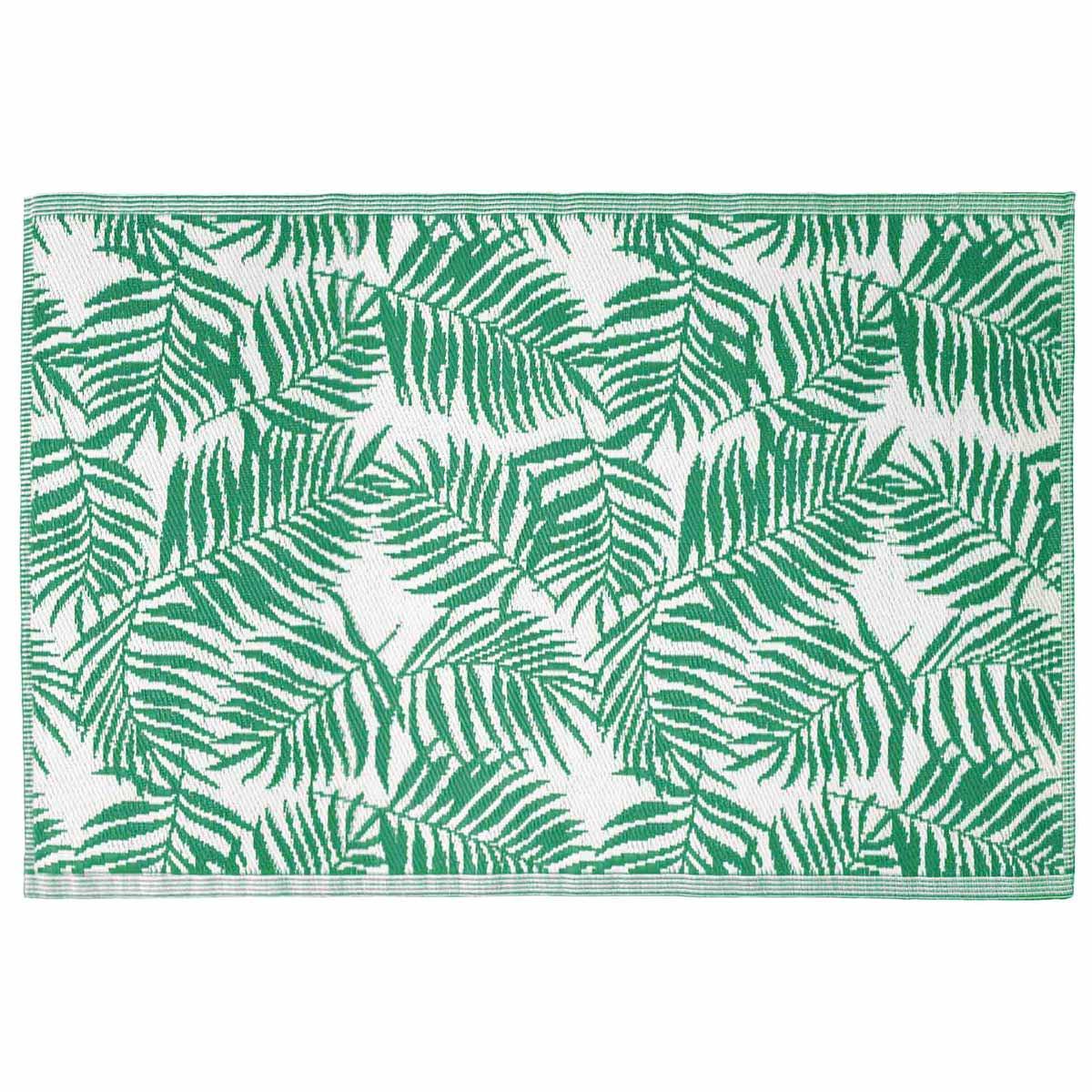Χαλί Καλοκαιρινό (160×230) Millefeuilles Vert Fonce 1740773