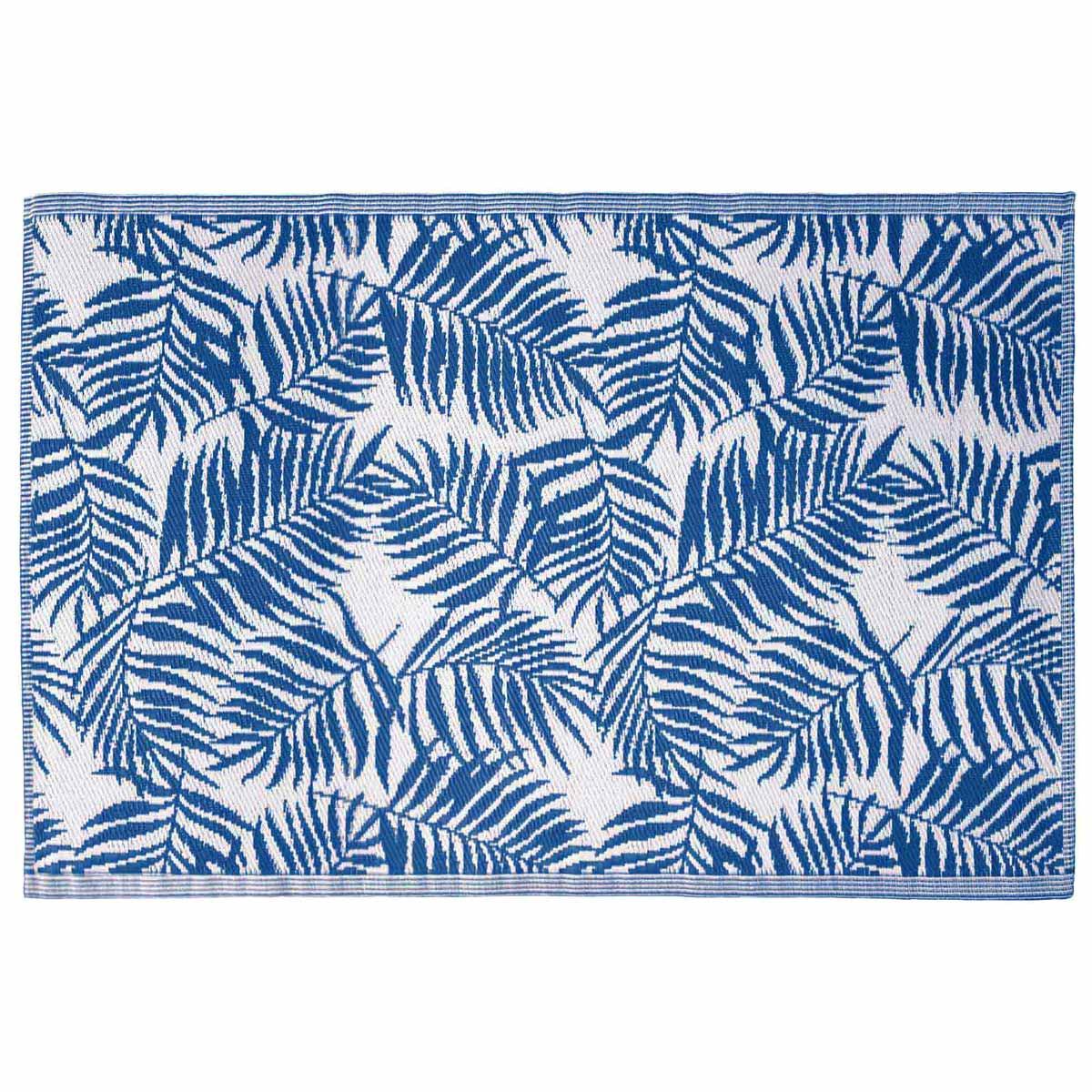 Χαλί Καλοκαιρινό (120×180) Millefeuilles Bleu 1740767