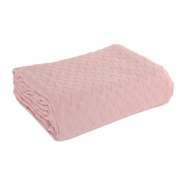 Κουβερτόριο Υπέρδιπλο Nef-Nef Summer 19 Dusty Pink