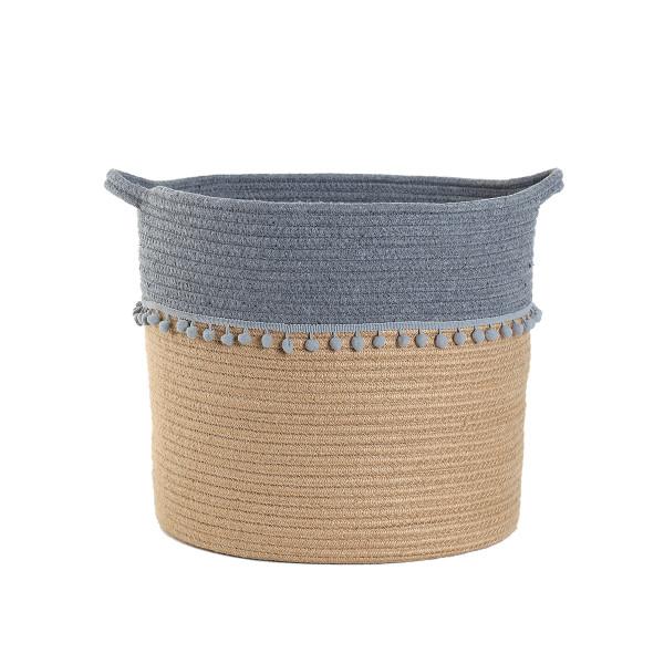 Καλάθι Αποθήκευσης (37x35) Nef-Nef Soho Grey
