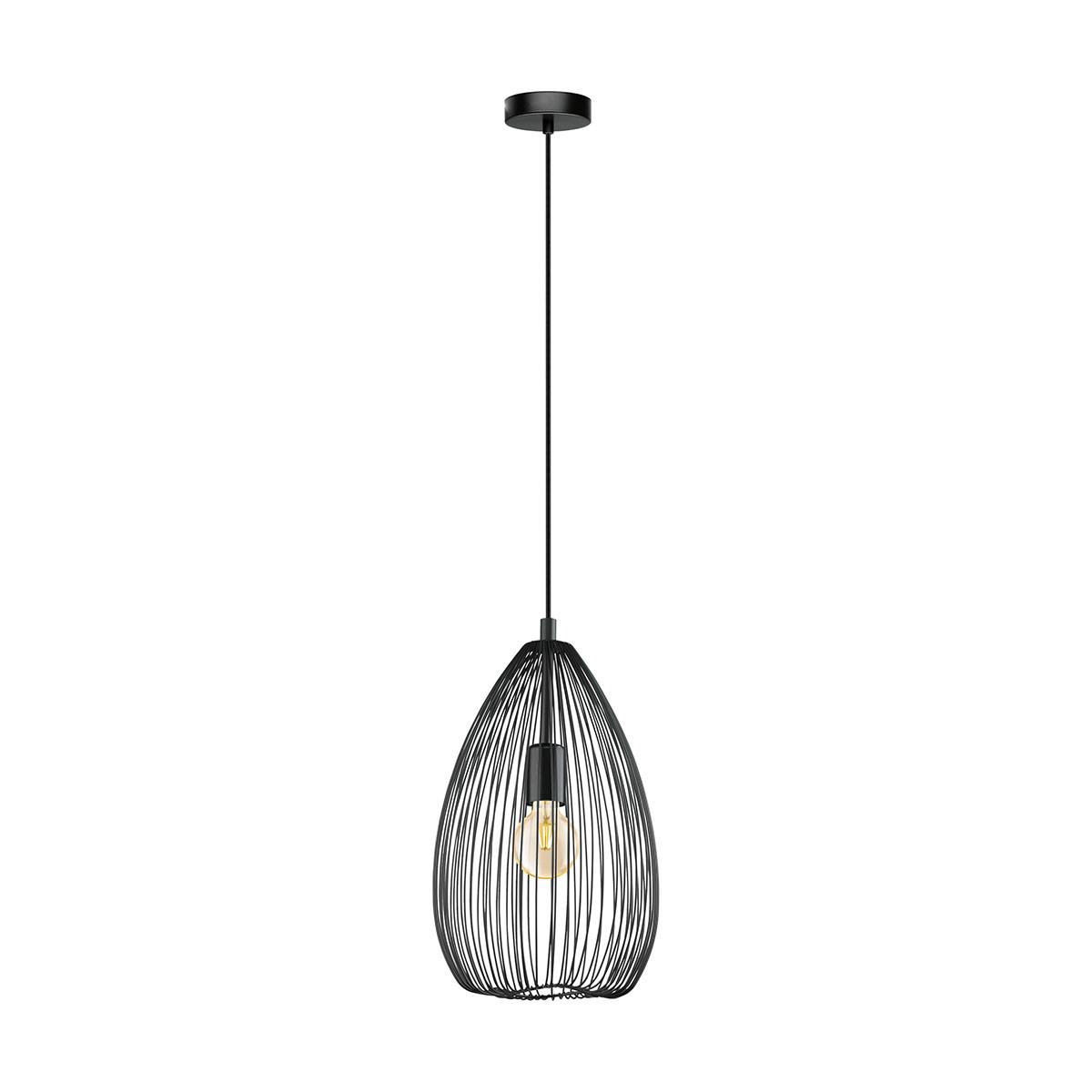 Φωτιστικό Οροφής Μονόφωτο Eglo Clevedon 49141