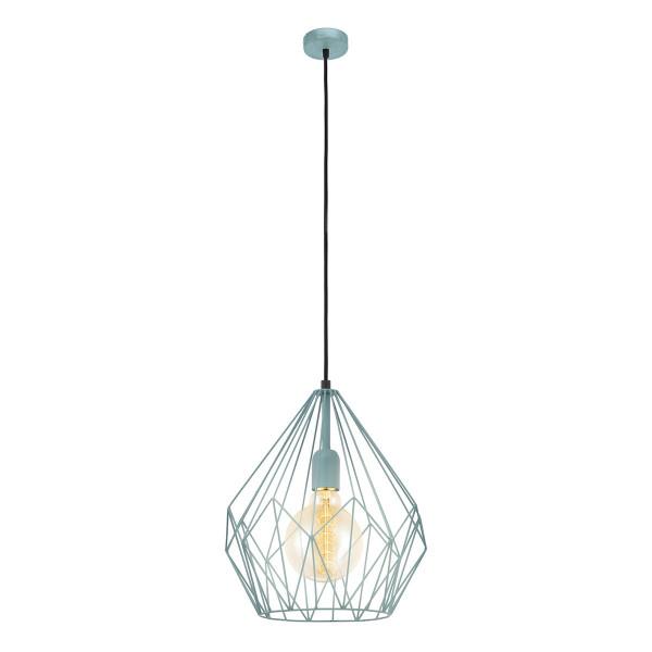 Φωτιστικό Οροφής Μονόφωτο Eglo Carlton 49259