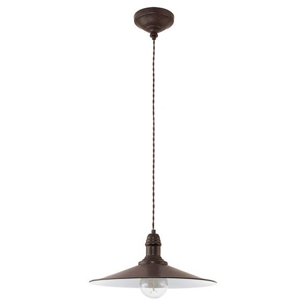 Φωτιστικό Οροφής Μονόφωτο Eglo Stockbury 49456