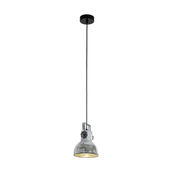 Φωτιστικό Οροφής Μονόφωτο Eglo Barnstaple 49619