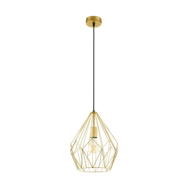 Φωτιστικό Οροφής Μονόφωτο Eglo Carlton 49933