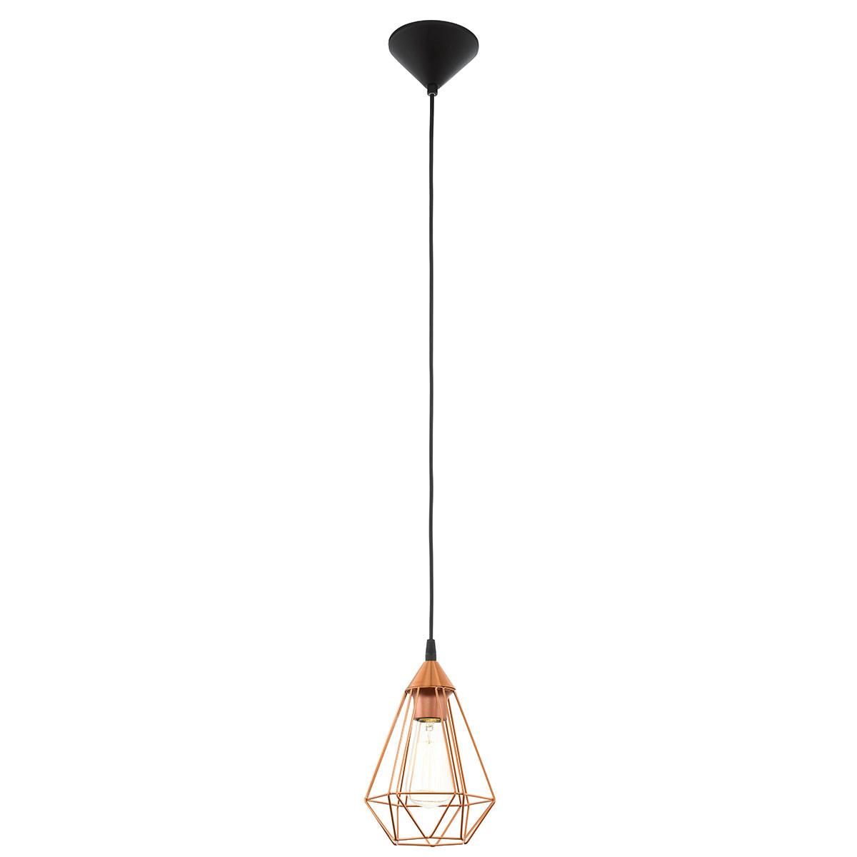 Φωτιστικό Οροφής Μονόφωτο Eglo Tarbes 94193