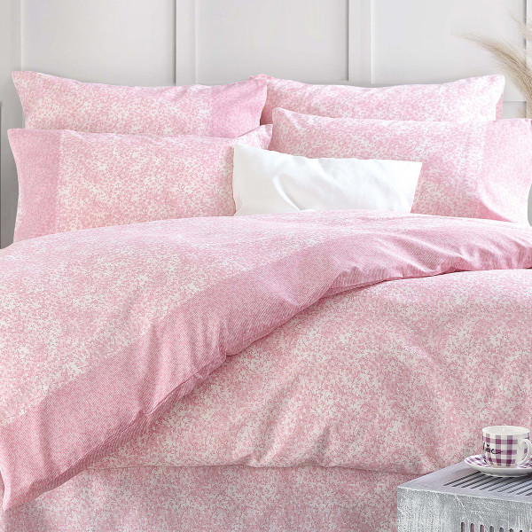 Ζεύγος Μαξιλαροθήκες Rythmos Next Caressa Pink