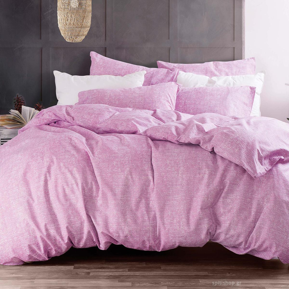 Κουβερλί Μονό (Σετ) Rythmos Nova Cielo Pink home   κρεβατοκάμαρα   κουβερλί   κουβερλί μονά
