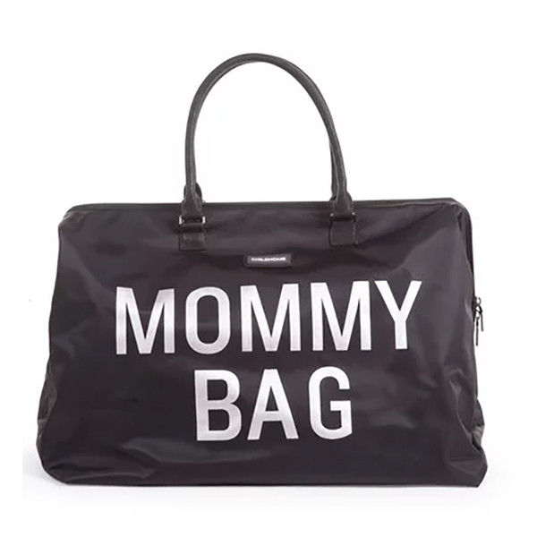 Τσάντα Αλλαγής ChildHome Mommy Bag Big Black 71411