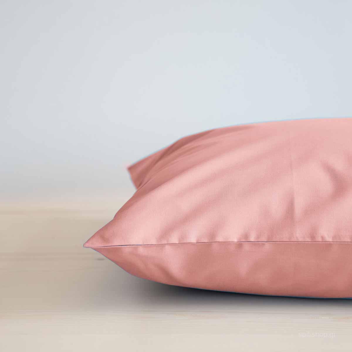 Ζεύγος Μαξιλαροθήκες Nima Bed Linen Unicolors home   κρεβατοκάμαρα   μαξιλάρια   μαξιλαροθήκες
