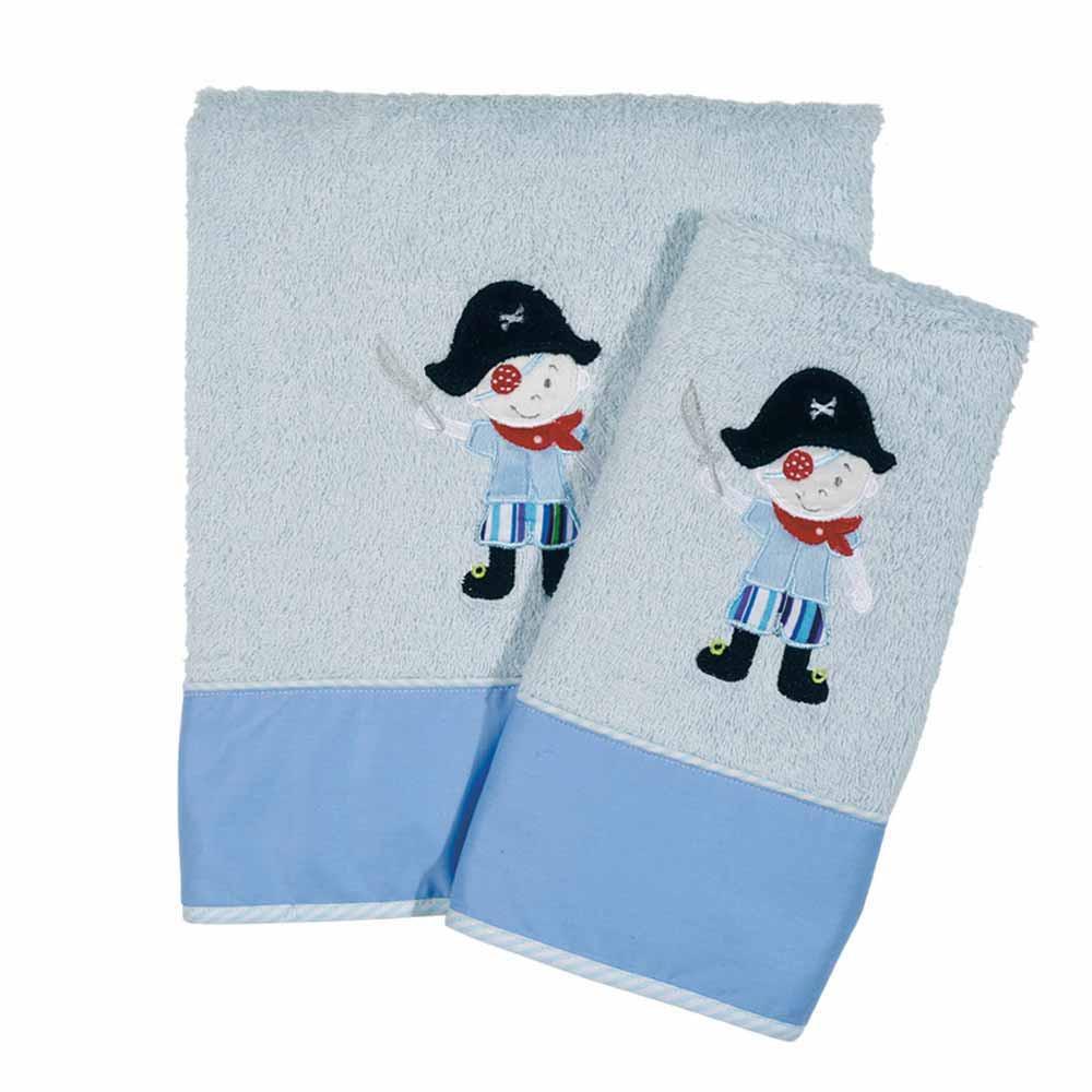 Παιδικές Πετσέτες (Σετ 2τμχ) Das Home Smile 6510