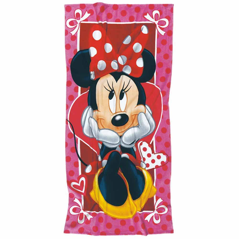 Παιδική Πετσέτα Θαλάσσης Das Home Minnie Mouse 5815