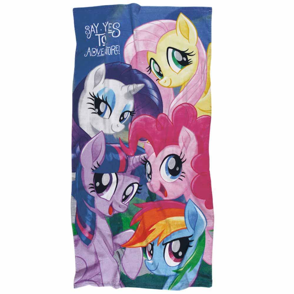 Παιδική Πετσέτα Θαλάσσης Das Home My Little Pony 5816