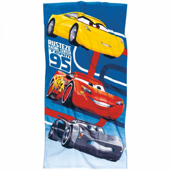 Παιδική Πετσέτα Θαλάσσης Das Home Cars 5819