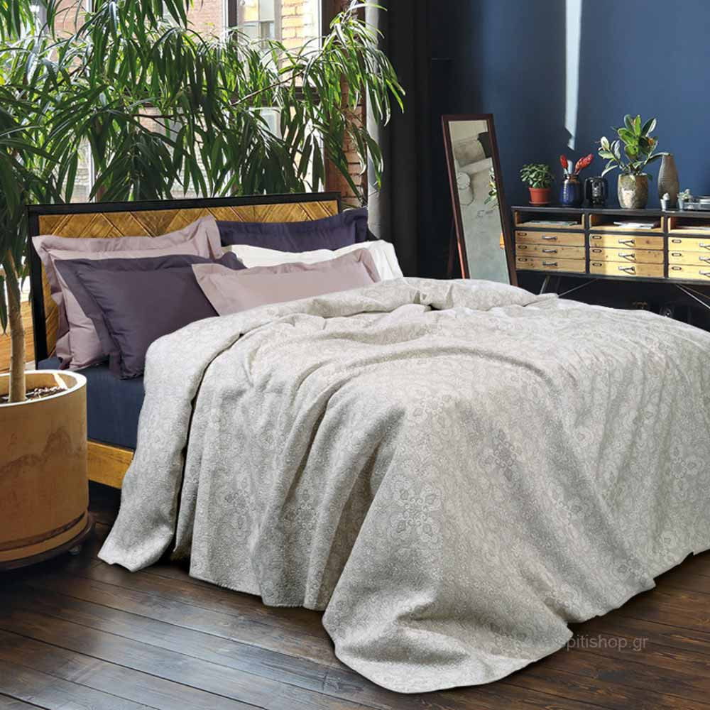 Κουβερτόριο Υπέρδιπλο Das Home Happy Line Jacquard 9449 home   κρεβατοκάμαρα   κουβέρτες   κουβέρτες καλοκαιρινές υπέρδιπλες