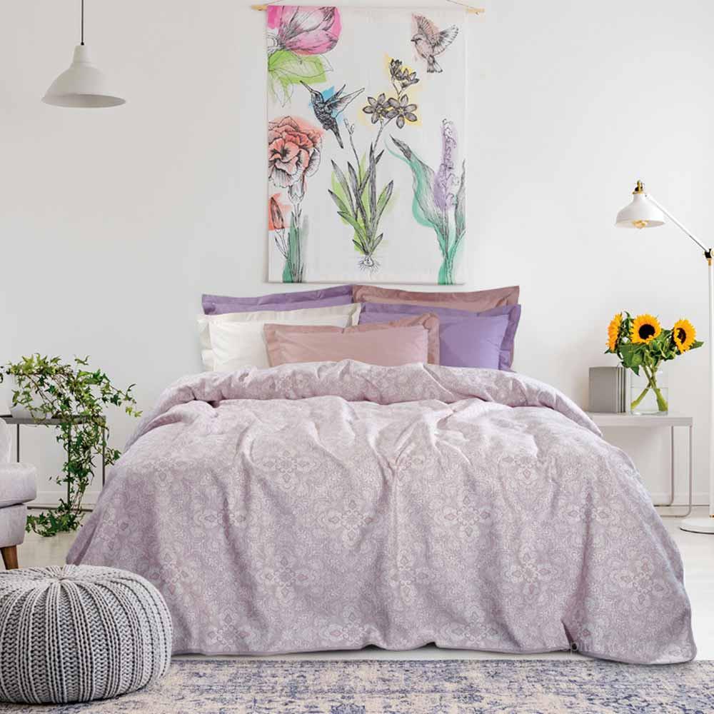 Κουβερτόριο Υπέρδιπλο Das Home Happy Line Jacquard 9451 home   κρεβατοκάμαρα   κουβέρτες   κουβέρτες καλοκαιρινές υπέρδιπλες
