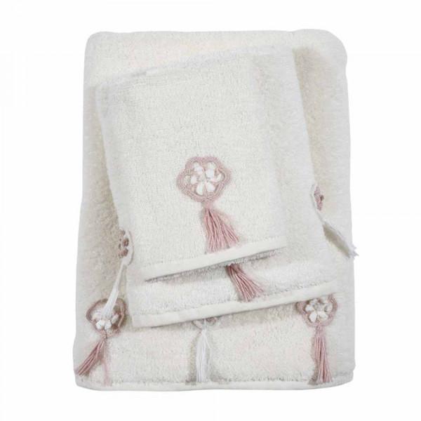 Πετσέτες Μπάνιου (Σετ 3τμχ) Das Home Daily 374