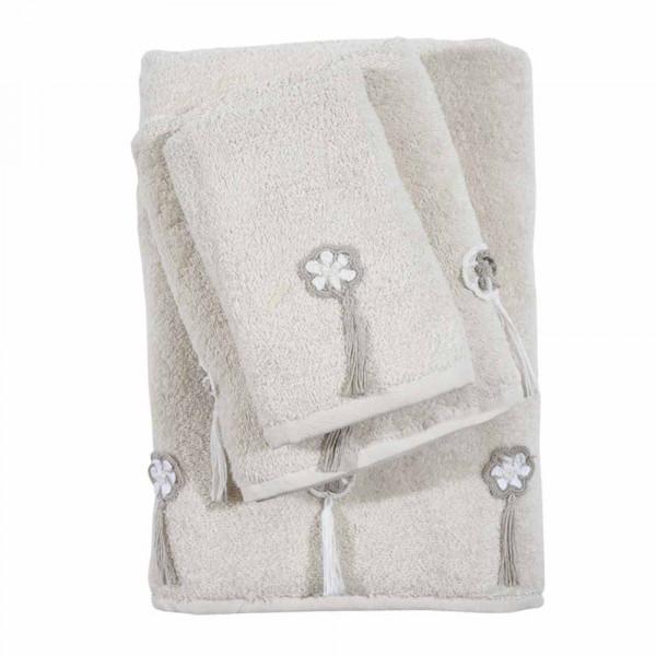Πετσέτες Μπάνιου (Σετ 3τμχ) Das Home Daily 376