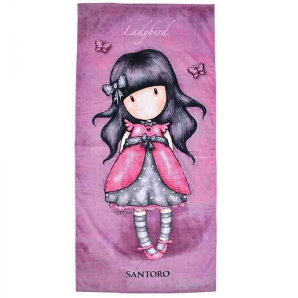 Παιδική Πετσέτα Θαλάσσης Das Home Santoro 5827