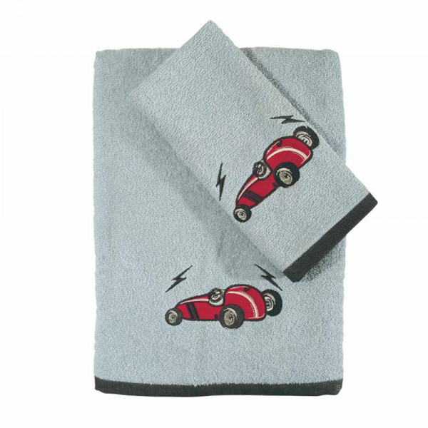 Παιδικές Πετσέτες (Σετ 2τμχ) Das Home Fun Embroidery 6523
