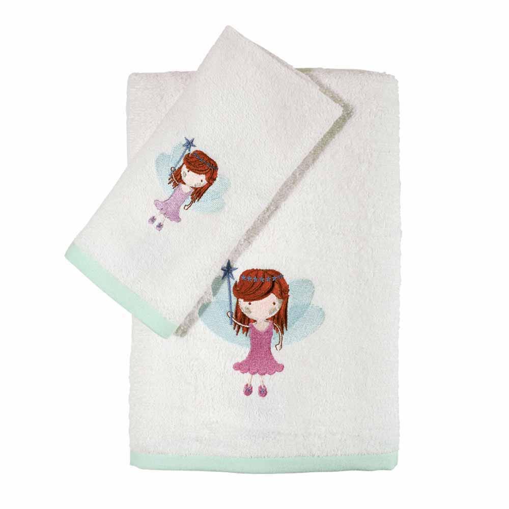 Βρεφικές Πετσέτες (Σετ 2τμχ) Das Home Fun Embroidery 6524
