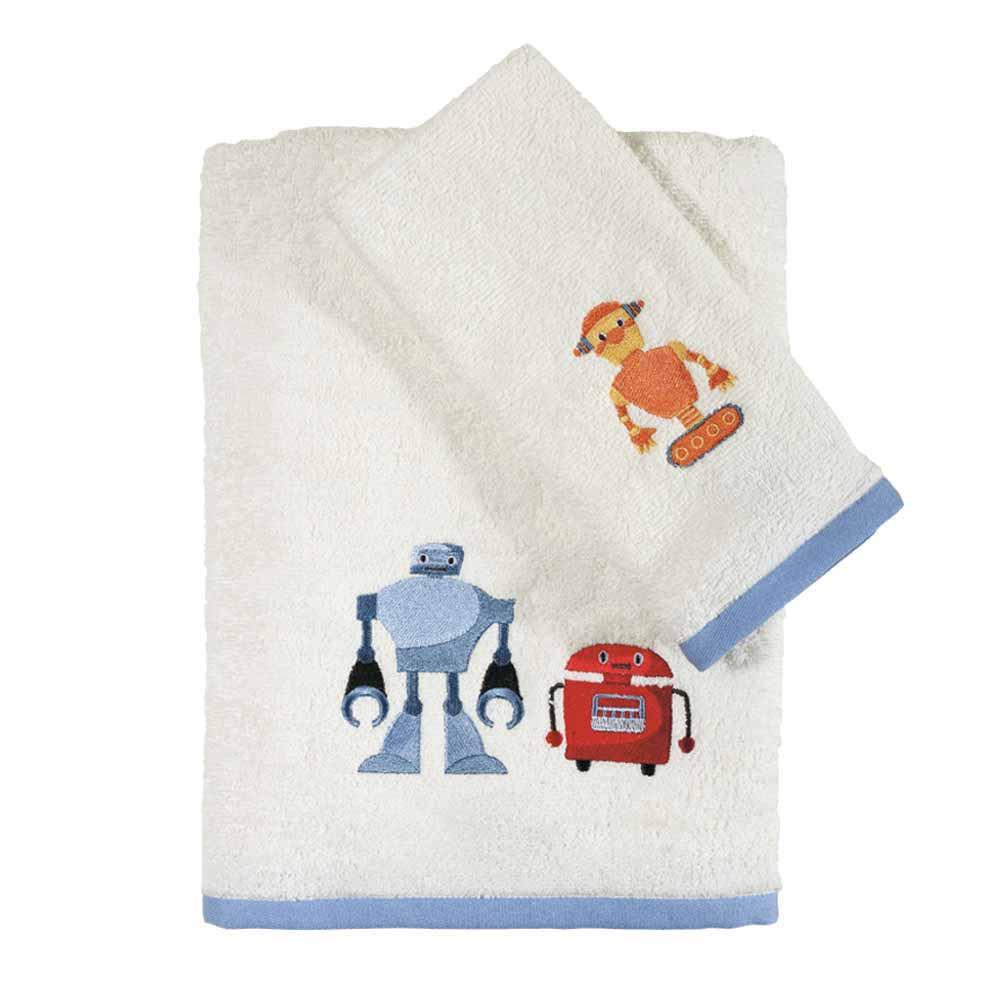 Βρεφικές Πετσέτες (Σετ 2τμχ) Das Home Fun Embroidery 6527