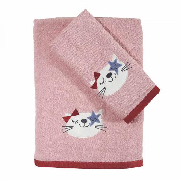 Βρεφικές Πετσέτες (Σετ 2τμχ) Das Home Fun Embroidery 6526