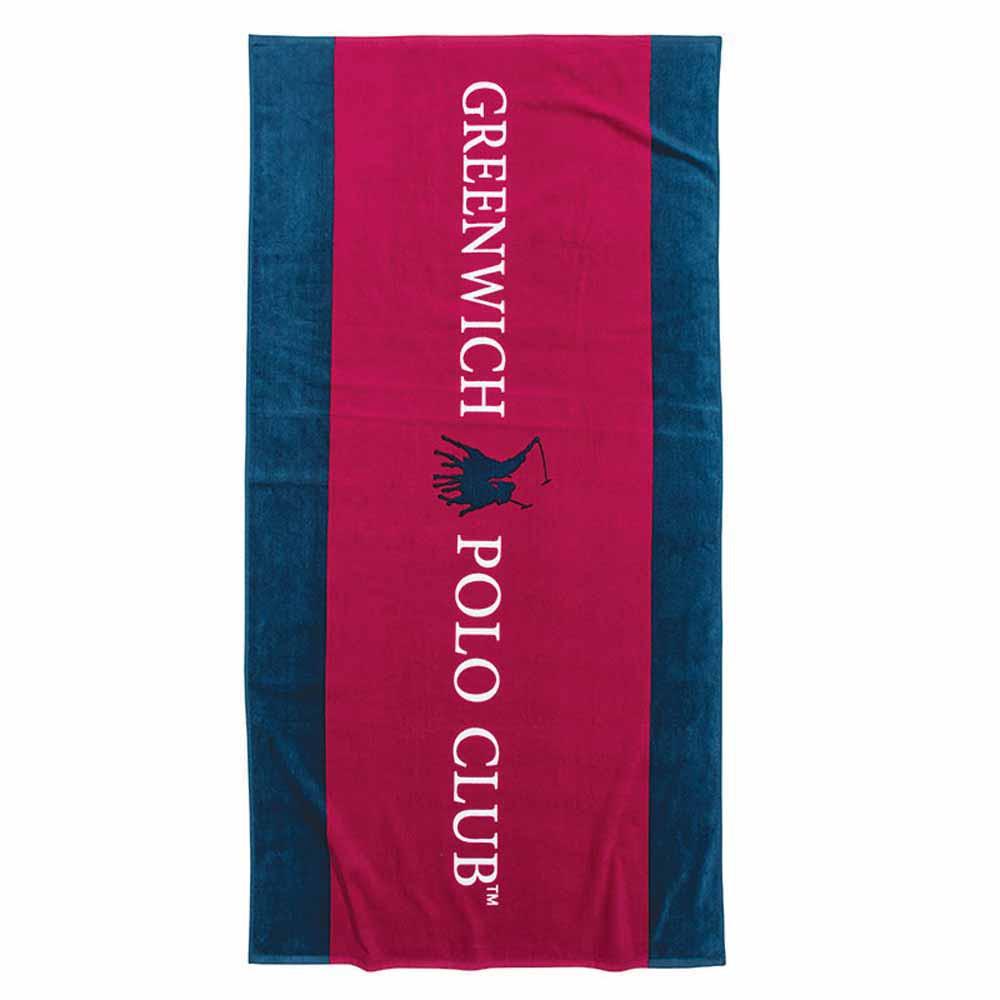 Πετσέτα Θαλάσσης Polo Club Essential Beach 2860