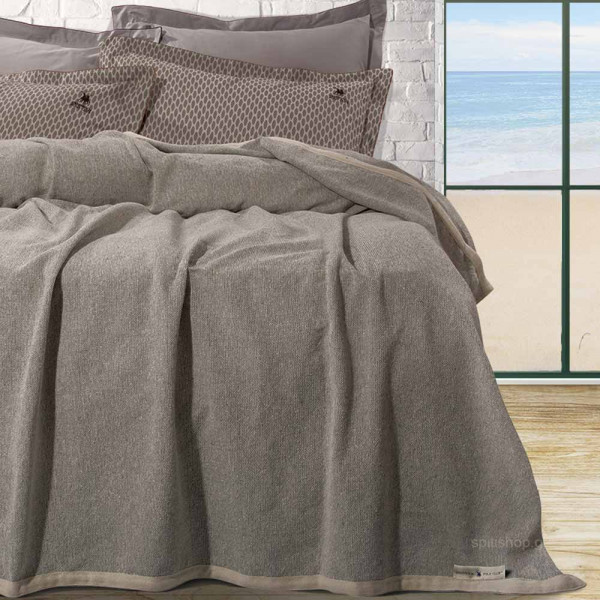 Κουβερτόριο King Size Polo Club Essential Blanket 2440