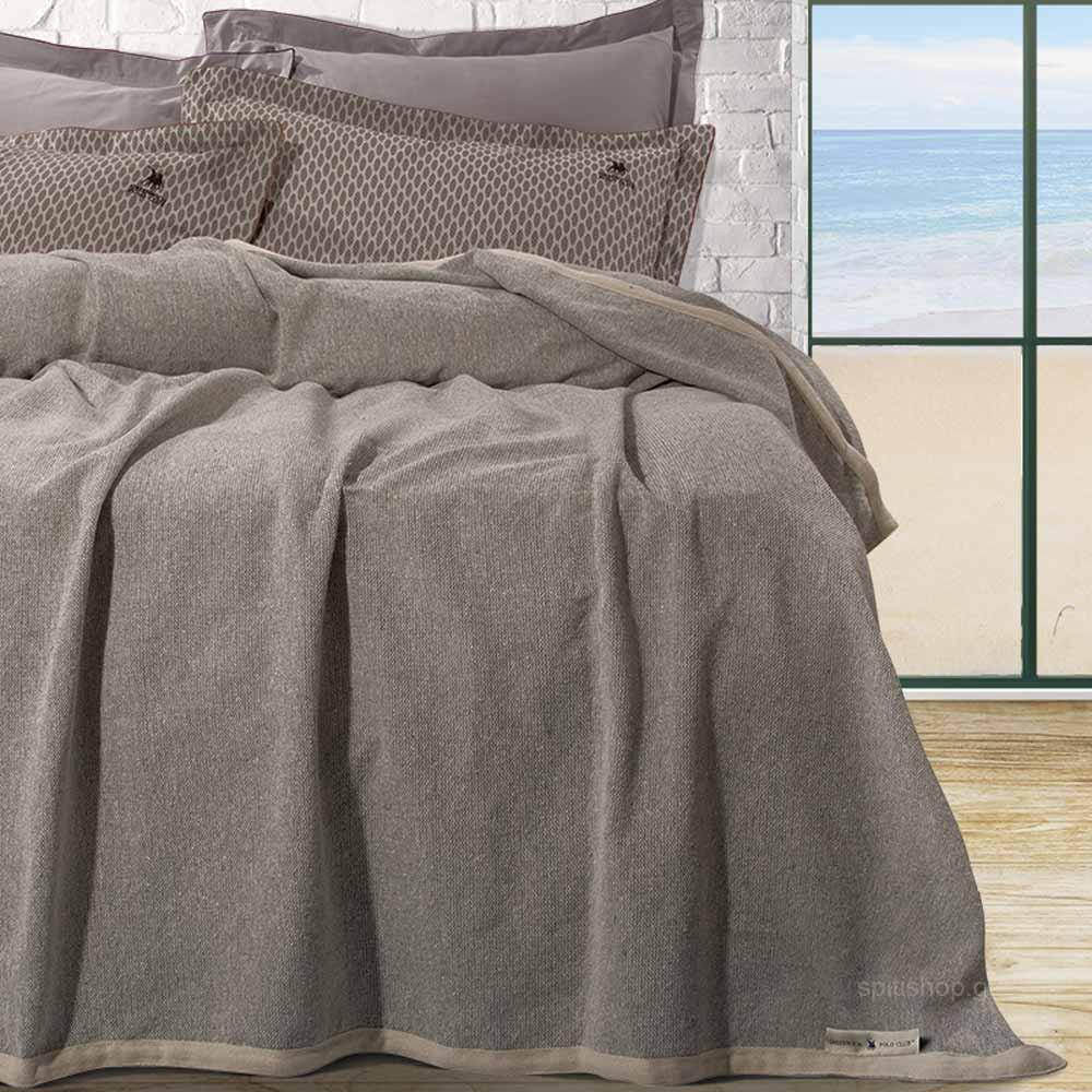 Κουβερτόριο King Size Polo Club Essential Blanket 2440