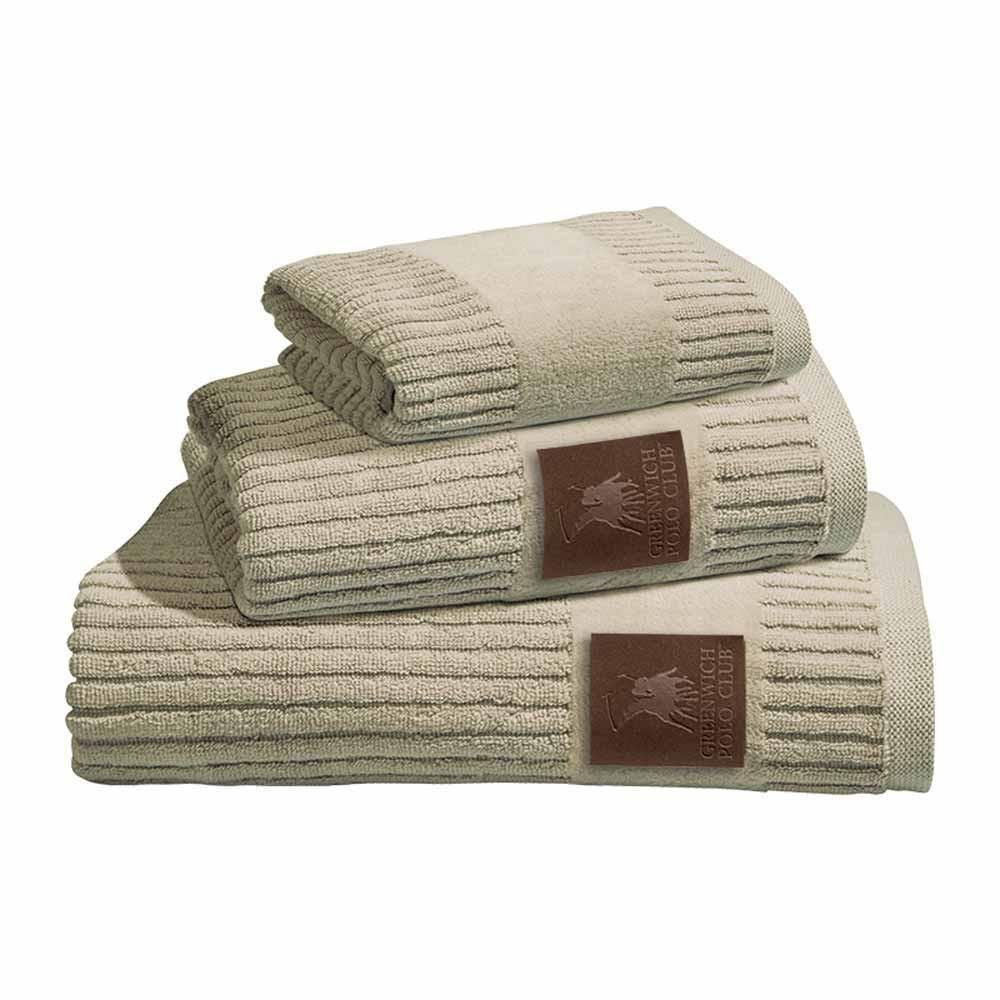 Πετσέτες Μπάνιου (Σετ 3τμχ) Polo Club Essential 2528