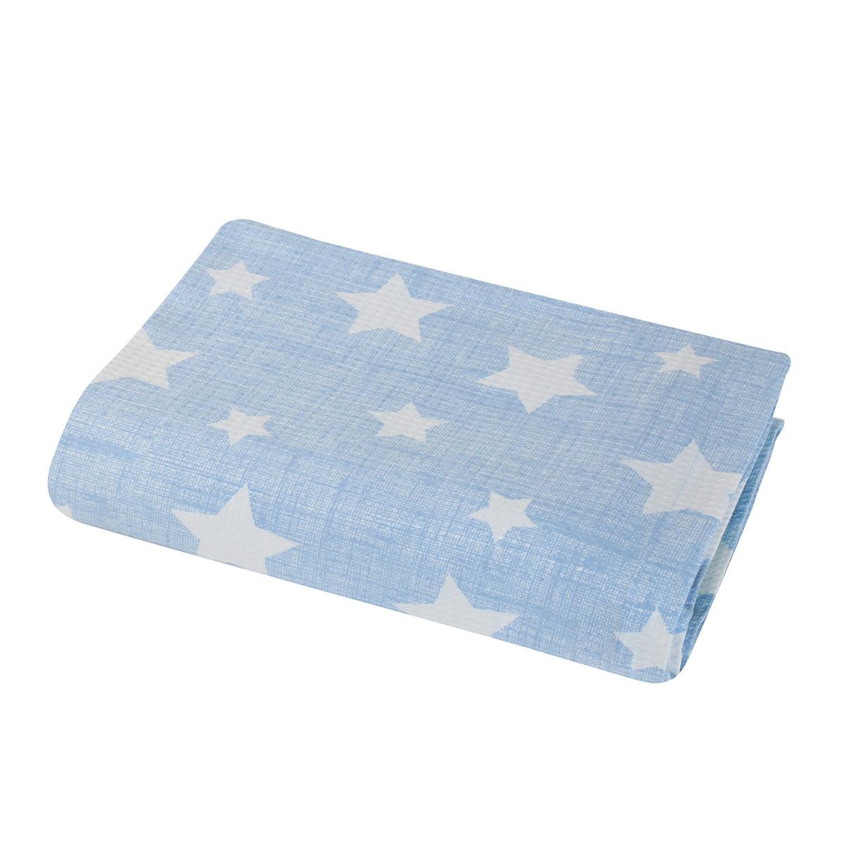 Κουβερτόριο Μονό Nef-Nef Junior Boy Style Jean home   παιδικά   κουβέρτες παιδικές   κουβέρτες καλοκαιρινές