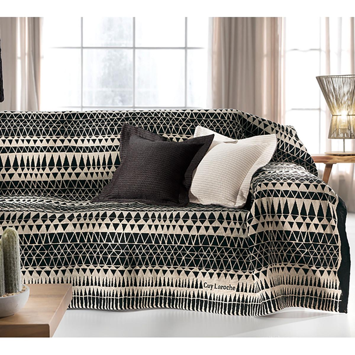Ριχτάρι Τετραθέσιου (180×350) Guy Laroche Peruvian Black