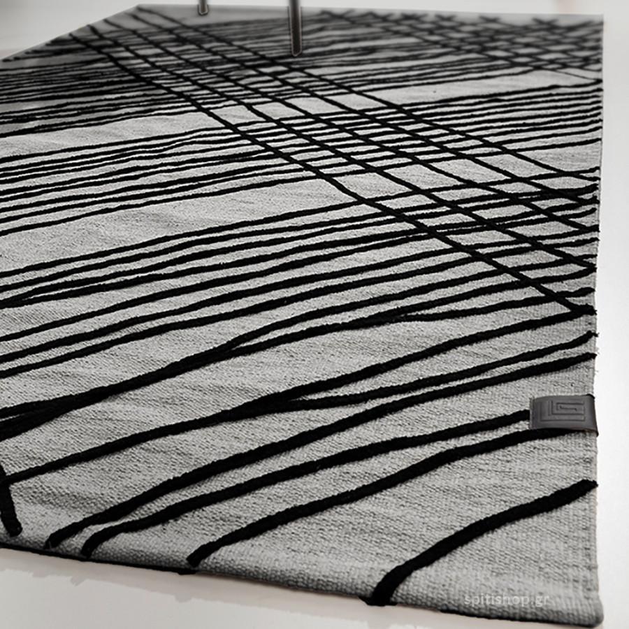 Χαλί All Season (160×230) Guy Laroche Tube Silver