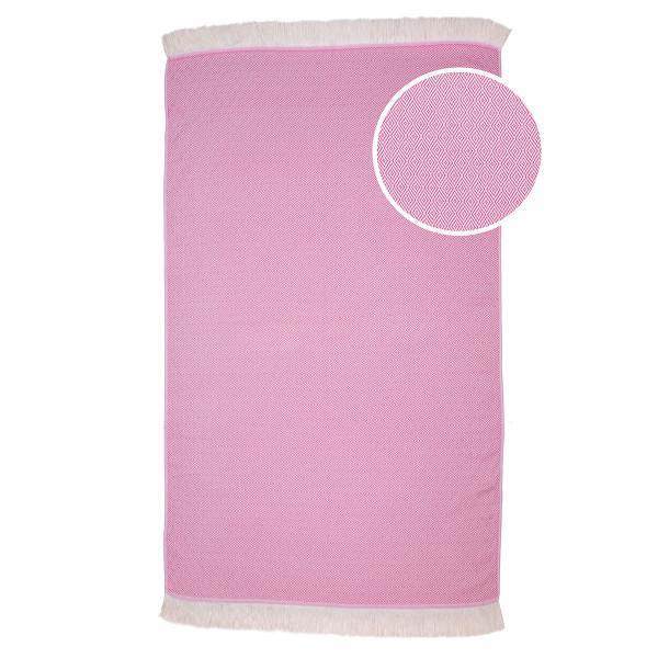 Πετσέτα Θαλάσσης - Παρεό Loom To Room Somero Fuchsia