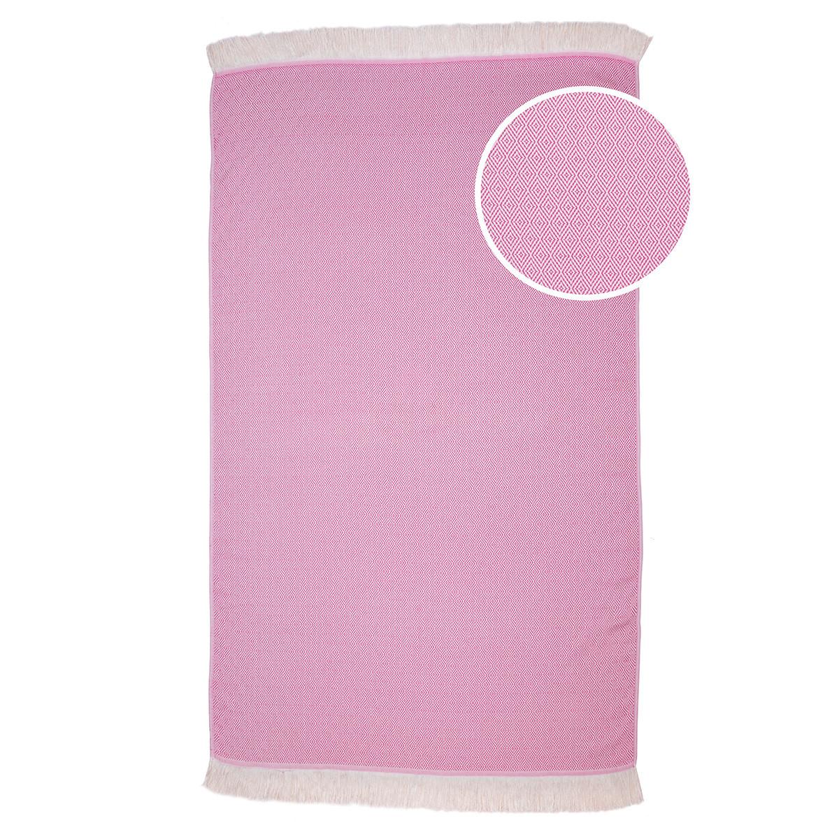 Πετσέτα Θαλάσσης – Παρεό Loom To Room Somero Fuchsia