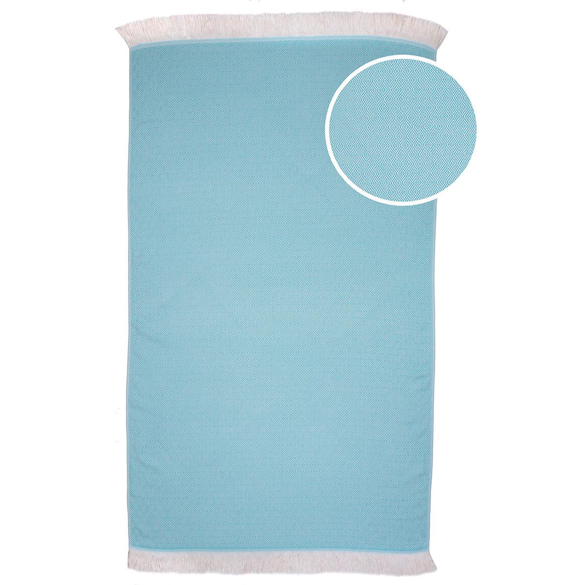 Πετσέτα Θαλάσσης – Παρεό Loom To Room Somero Turquoise