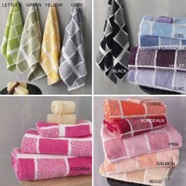 Πετσέτες Μπάνιου (Σετ 3τμχ) Palamaiki Premium 222