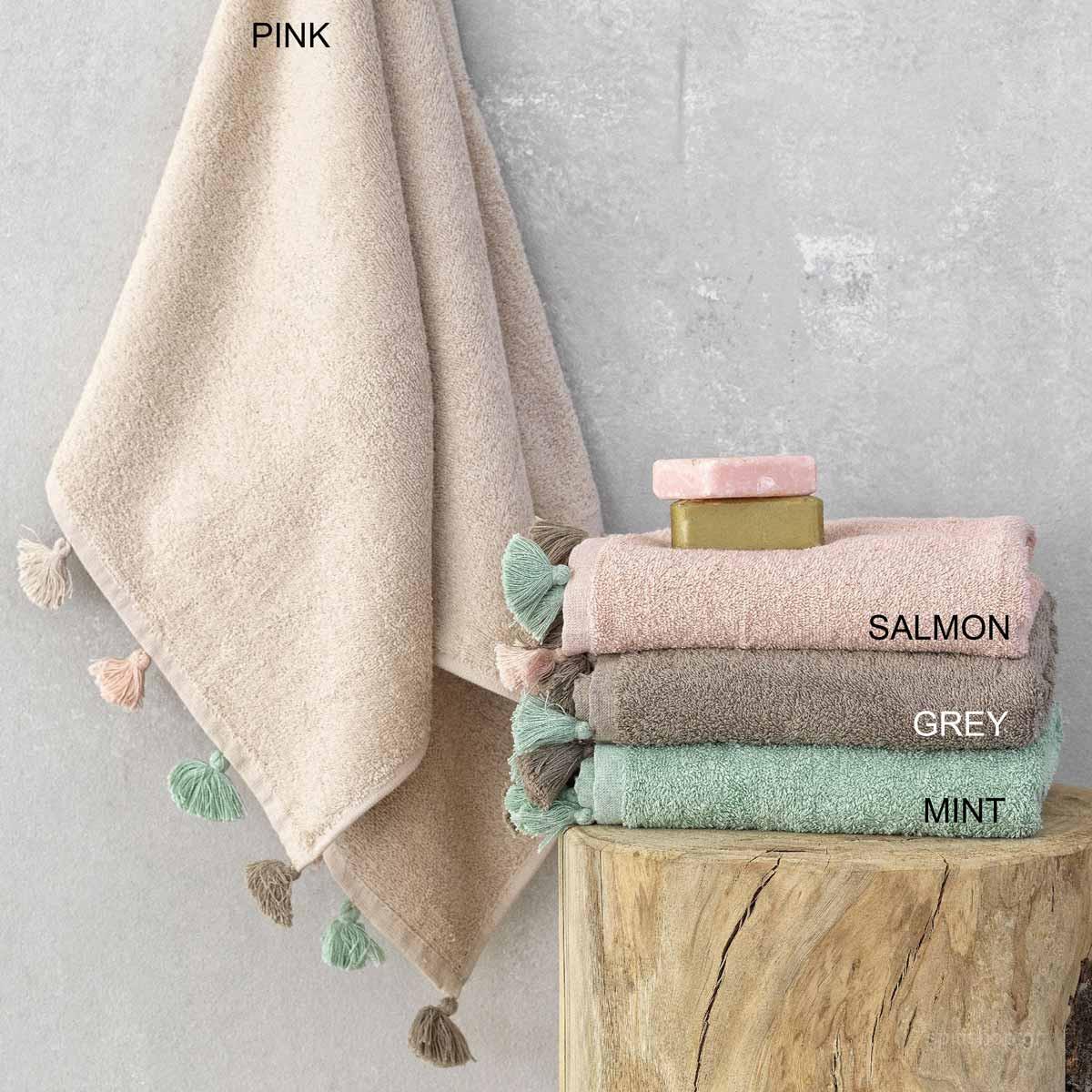 Πετσέτα Προσώπου (50×90) Palamaiki Towels Margot
