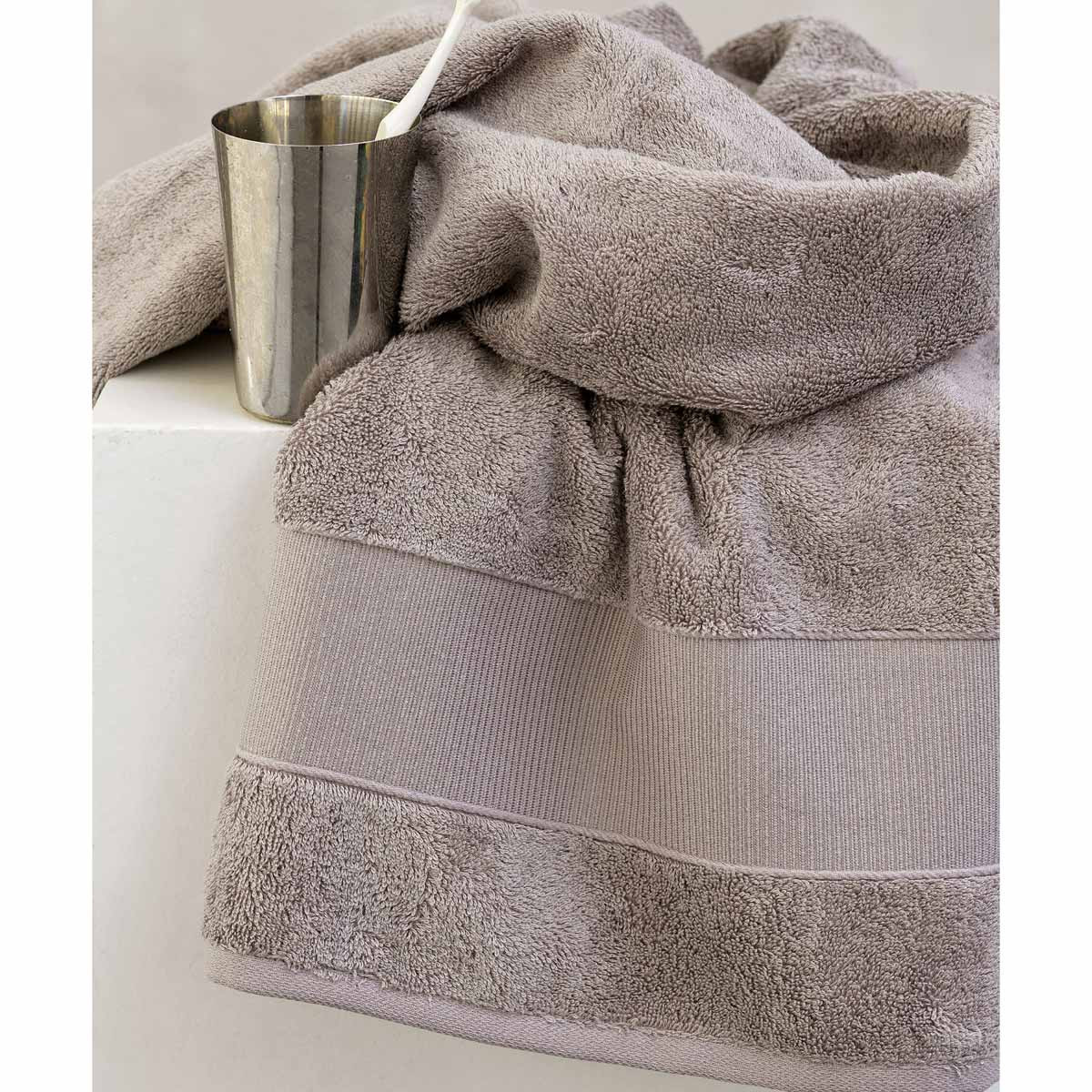 Πετσέτες Μπάνιου (Σετ 3τμχ) Palamaiki Towels Florrin