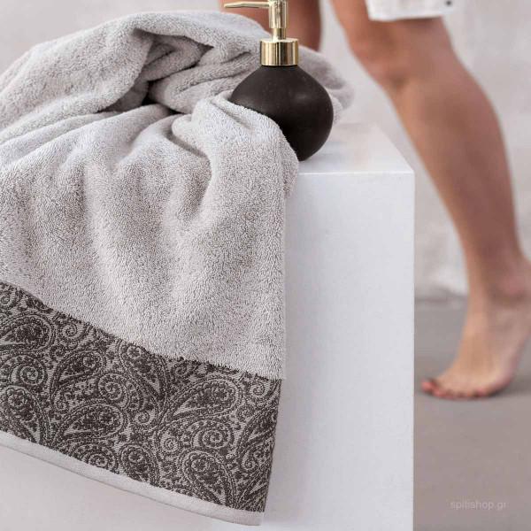 Πετσέτες Μπάνιου (Σετ 3τμχ) Palamaiki Towels Veras