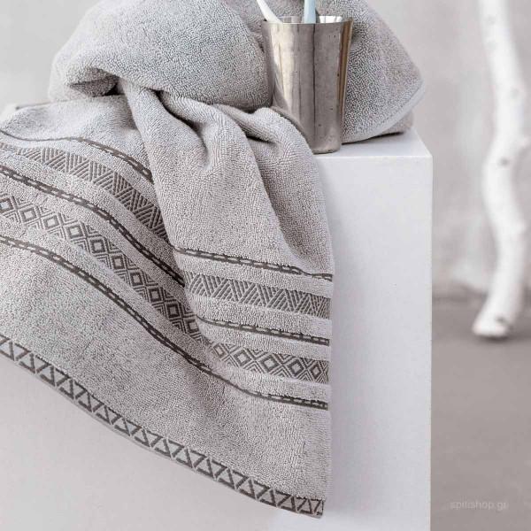 Πετσέτα Προσώπου (50x100) Palamaiki Towels Longa