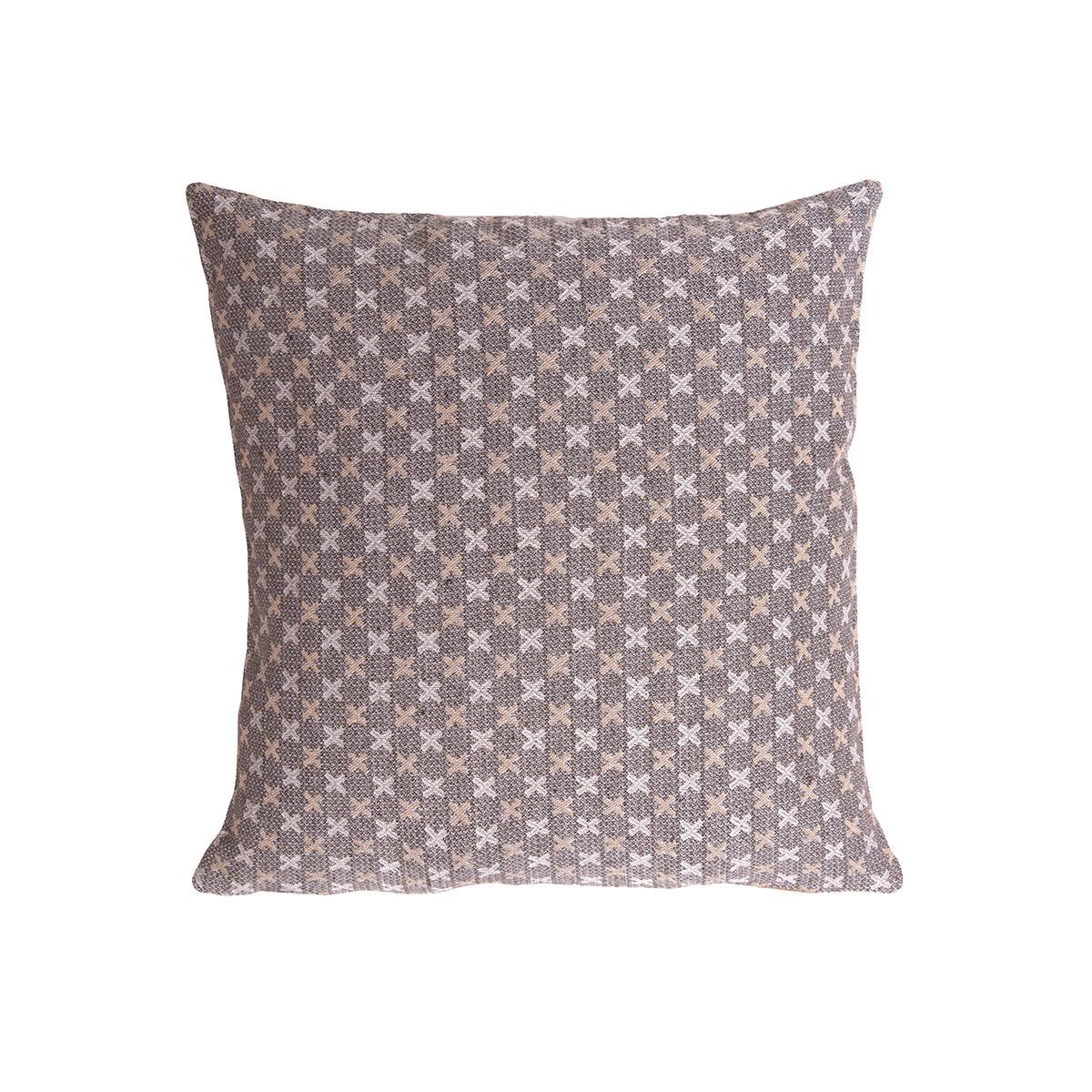 Διακοσμητική Μαξιλαροθήκη (40×40) Loom To Room Ristine Crispi Be