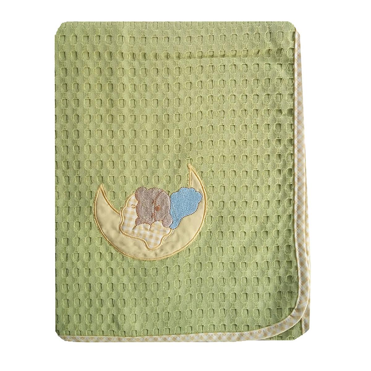 Κουβέρτα Πικέ Κούνιας Dim Collection Φεγγαράκι 131