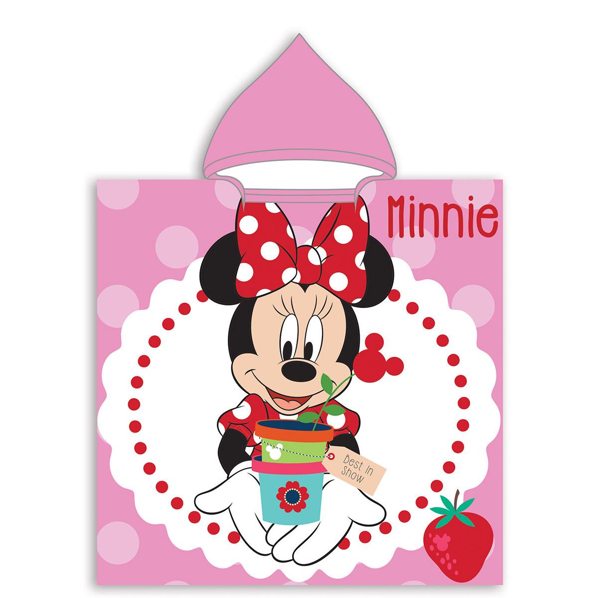 Παιδικό Πόντσο Dim Collection Minnie 023