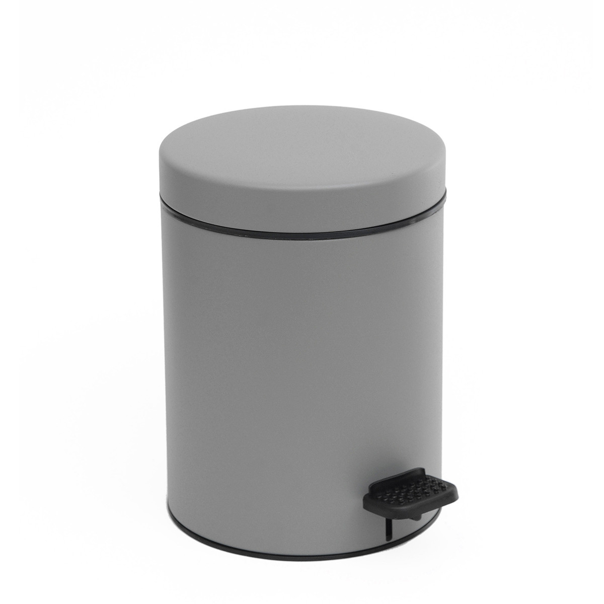 Κάδος Απορριμμάτων (18x25) PamCo 3Lit 605 Concrete Grey Matte