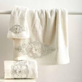 Πετσέτες Μπάνιου (Σετ 3τμχ) Sb Home Veronica