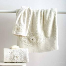 Πετσέτες Προσώπου (Σετ 2τμχ) Sb Home Nataly