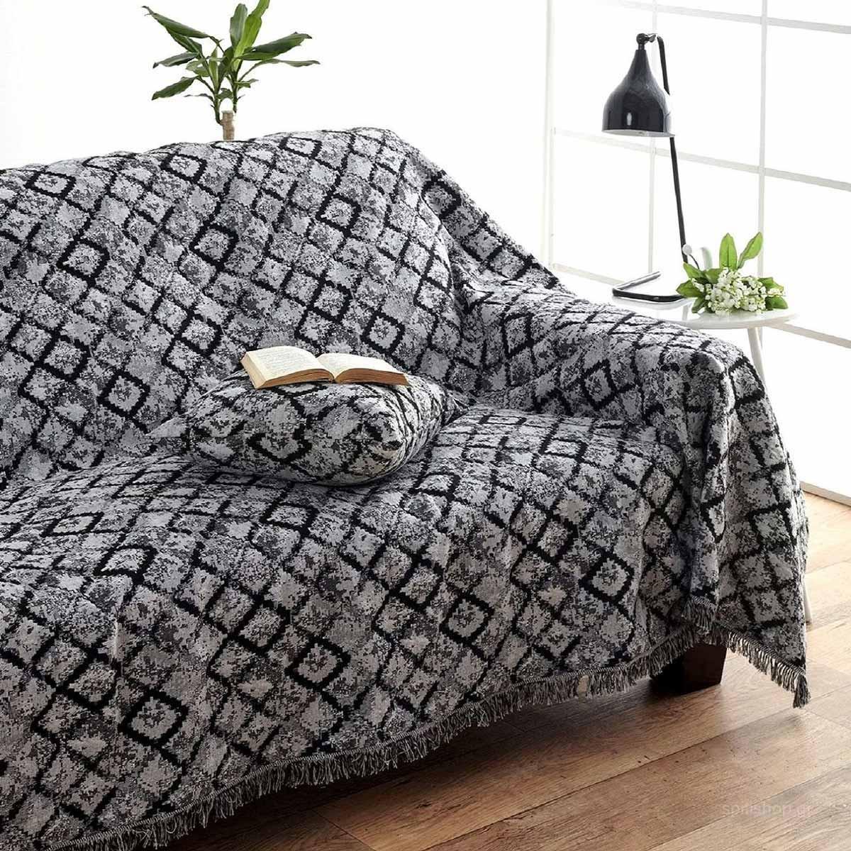 Ριχτάρι Διθέσιου (180×240) Sb Home Berst Black
