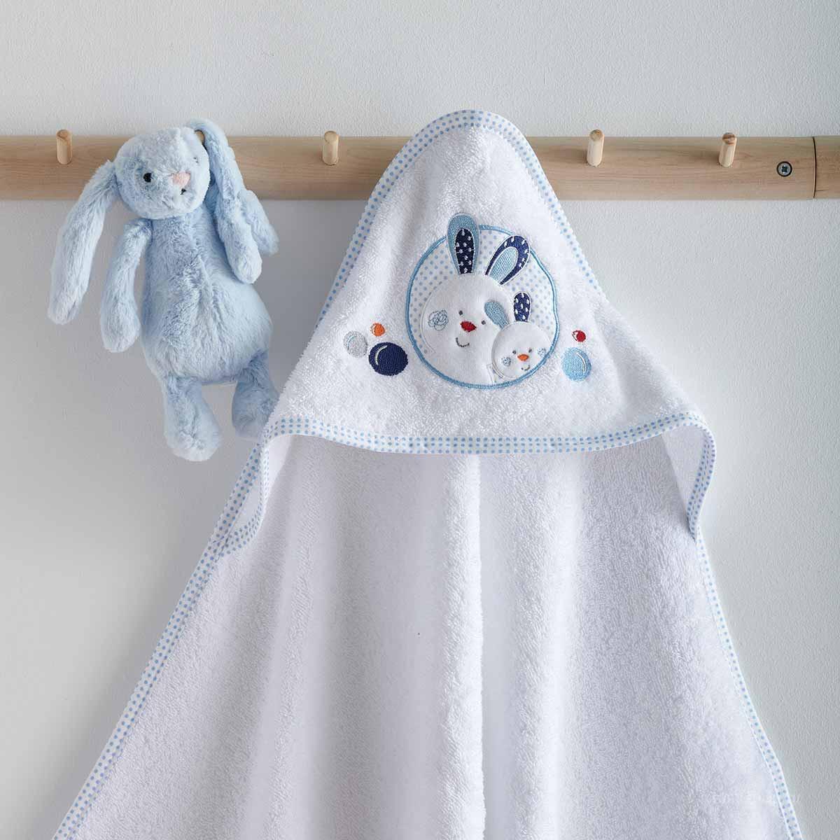 Βρεφική Κάπα Sb Home Baby Lapin Blue